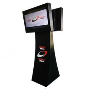 Уличные (OUTDOOR) рекламные мониторы и проекторы, термобоксы и защитные кожухи