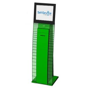 "Informational kiosk 17""-19"" SK-I.P3 (stylish model with LED backlight)"