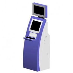 Информационный интернет киоск с лазерным принтером формата А4 СК-И.ПА4