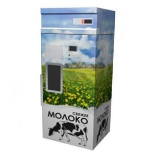 Автомат по продаже свежего молока: МОЛОКОМАТ