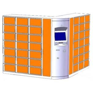 ПОЧТОМАТ - почтовые автоматы и автоматические камеры хранения