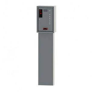 Пульт управления автомойкой самообслуживания с купюроприемником и GSM СК-АМП.У3