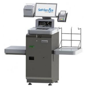 Self-checkout cash desks