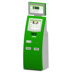 Платежный терминал УНИВЕРСАЛЬНЫЙ (кассиры, штучный товар, банк)