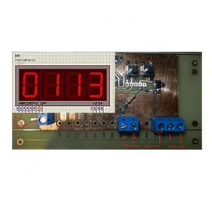Контроллер управления для пылесоса самообслуживания